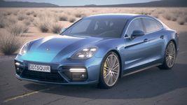 Porsche Panamera Turbo 2017 Desert Studio Image 17