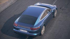 Porsche Panamera Turbo 2017 Desert Studio Image 9