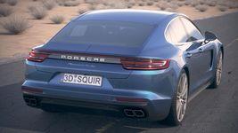 Porsche Panamera Turbo 2017 Desert Studio Image 5