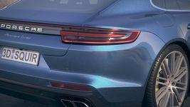 Porsche Panamera Turbo 2017 Desert Studio Image 3