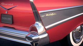 Chevrolet Bel Air Hardtop Coupe 1957 Image 3