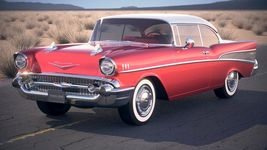 Chevrolet Bel Air Hardtop Coupe 1957 Image 21