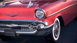 Chevrolet Bel Air Hardtop Coupe 1957 Image 2