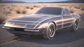 Ferrari Daytona Spider 1968-1973 desertstudio Image 20