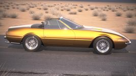 Ferrari Daytona Spider 1968-1973 desertstudio Image 6