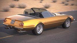 Ferrari Daytona Spider 1968-1973 desertstudio Image 4