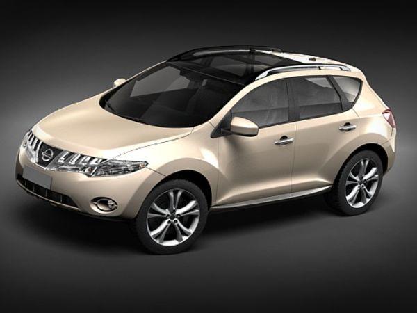 Nissan Murano 2008  Image 1