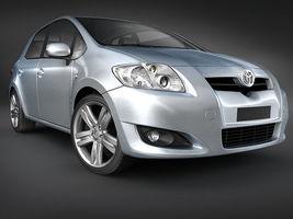 Toyota Auris Hatchback Image 5