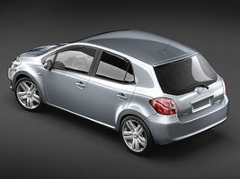 Toyota Auris Hatchback Image 3