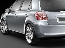 Toyota Auris Hatchback Image 4