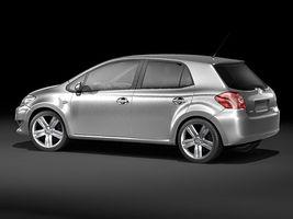 Toyota Auris Hatchback Image 2