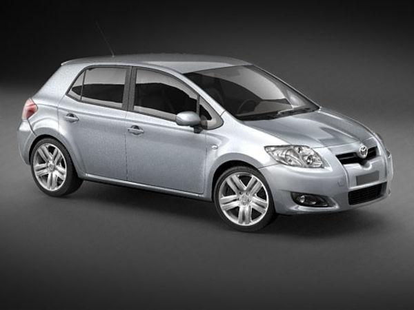Toyota Auris Hatchback Image 6