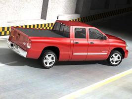 Dodge Ram 1500 double cab 2007 Image 3
