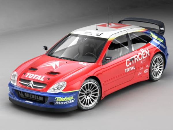 Citroen Xsara WRC Image 1