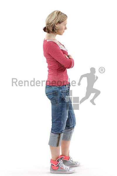 Kim Posed 003 Image 1