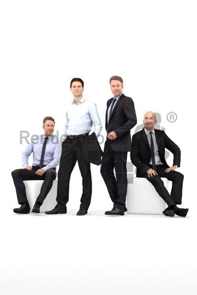 Bundle Business Posed 001 Image 1