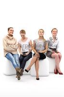 Bundle Sitting Posed 001 Image 2