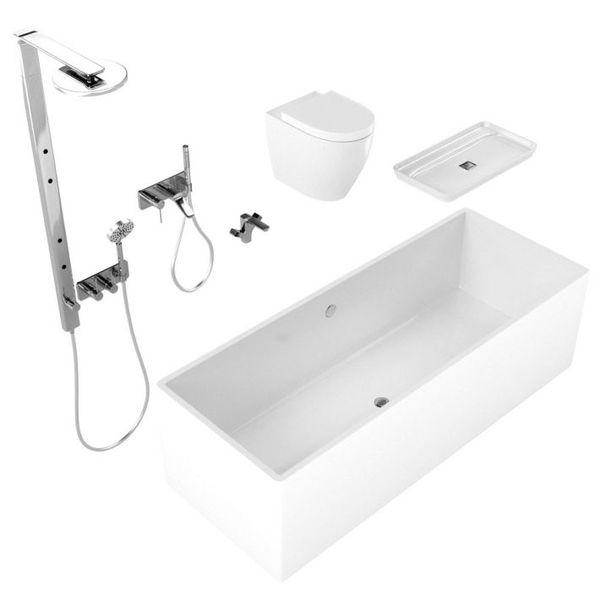 bathroom fixtures 05 am127 Image 1