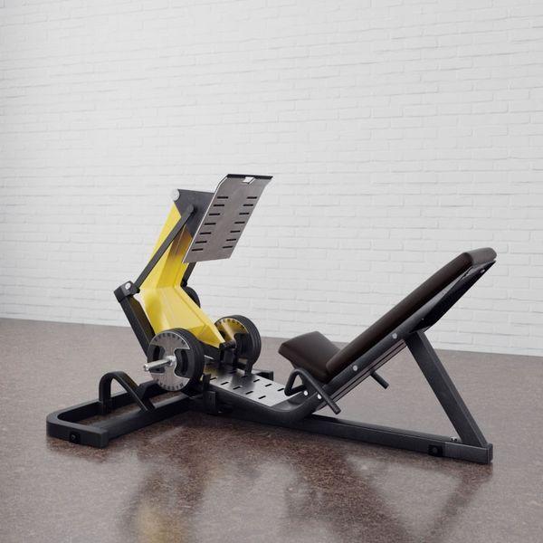 Gym equipment 08 am169 Image 1
