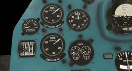Mi-8MT Mi-17MT Left Panels Board Russian