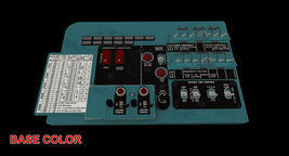 Mi-8MT Mi-17MT Left Circuit Console English