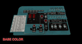 Mi-8MT Mi-17MT Left Circuit Console Russian