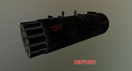 Rocket Launcher B-8V20A