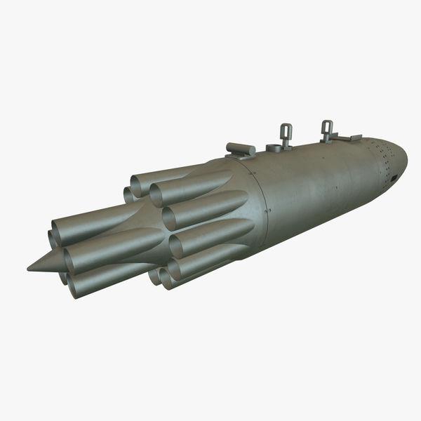 Rocket Launcher UB-16-57KV