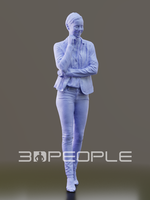 3D People 10007 Ina
