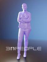 3D People 10014 Amaya