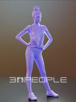3D People 10015 Myriam