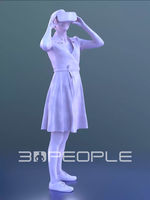 3D People 10020 Ina