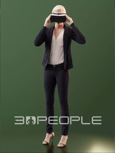 3D People 10021 Ina