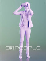 3D People 10022 Ina
