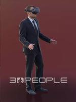 3D People 10033 Simon