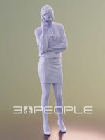 3D People 10044 Ina
