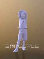 3D People 10045 Zachary