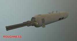 Gun Pod GUV-8700