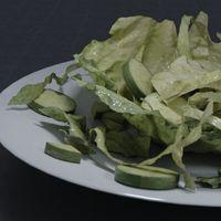 Food sallad plate A