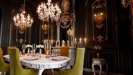 Classic Dining Room Scene