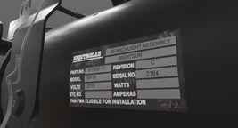 Spectrolab SX-16 Searchlight