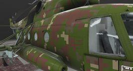 Mi-17 Slovak Air Force Static