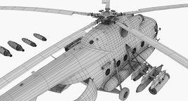 Mi-17 Slovak Air Force Animated