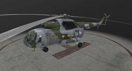 Mi-17 Czech Air Force