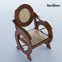 Colonial Chair Outdoor