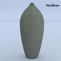 Cement Vases