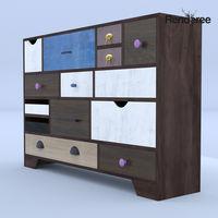 Dressers Set