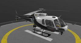 AS-350 Edmonton Police Service