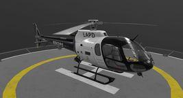 AS-350 LAPD