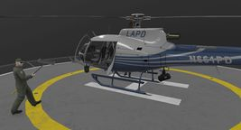 AS-350 LAPD 2 Animated